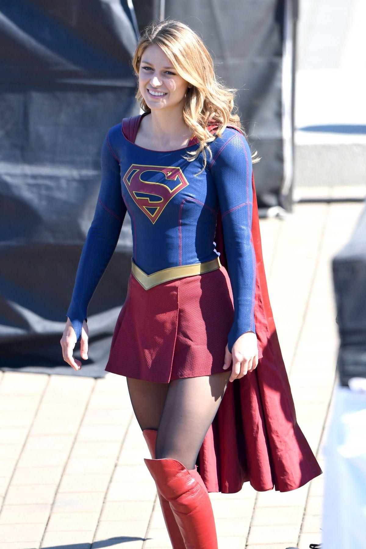 Marie Marie Supergirl