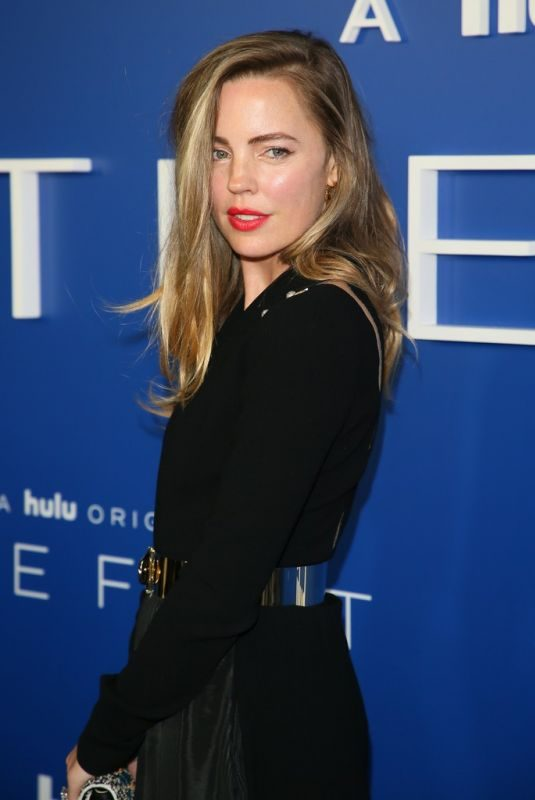 MELISSA GEORGE at The First Premiere in Los Angeles 09/12/2018