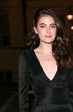 MILLIE BRADY at 100 Years Season 2 Campaign Dinner in London 09/26/2018