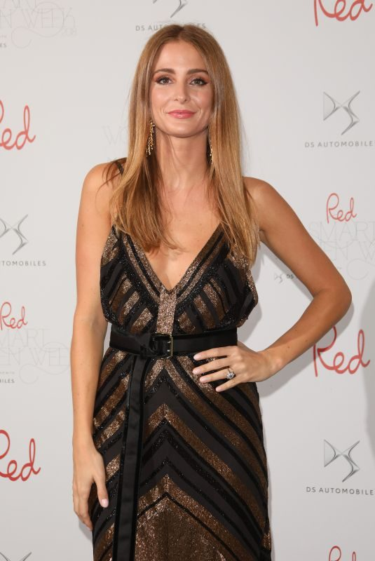 MILLIE MACKINTOSH at Red Magazine's 20th Birthday Party in London 09/18/2018