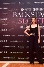 MING XI at Backstage Secrets by Russell James Beijing Exhibit Opening 09/14/2018