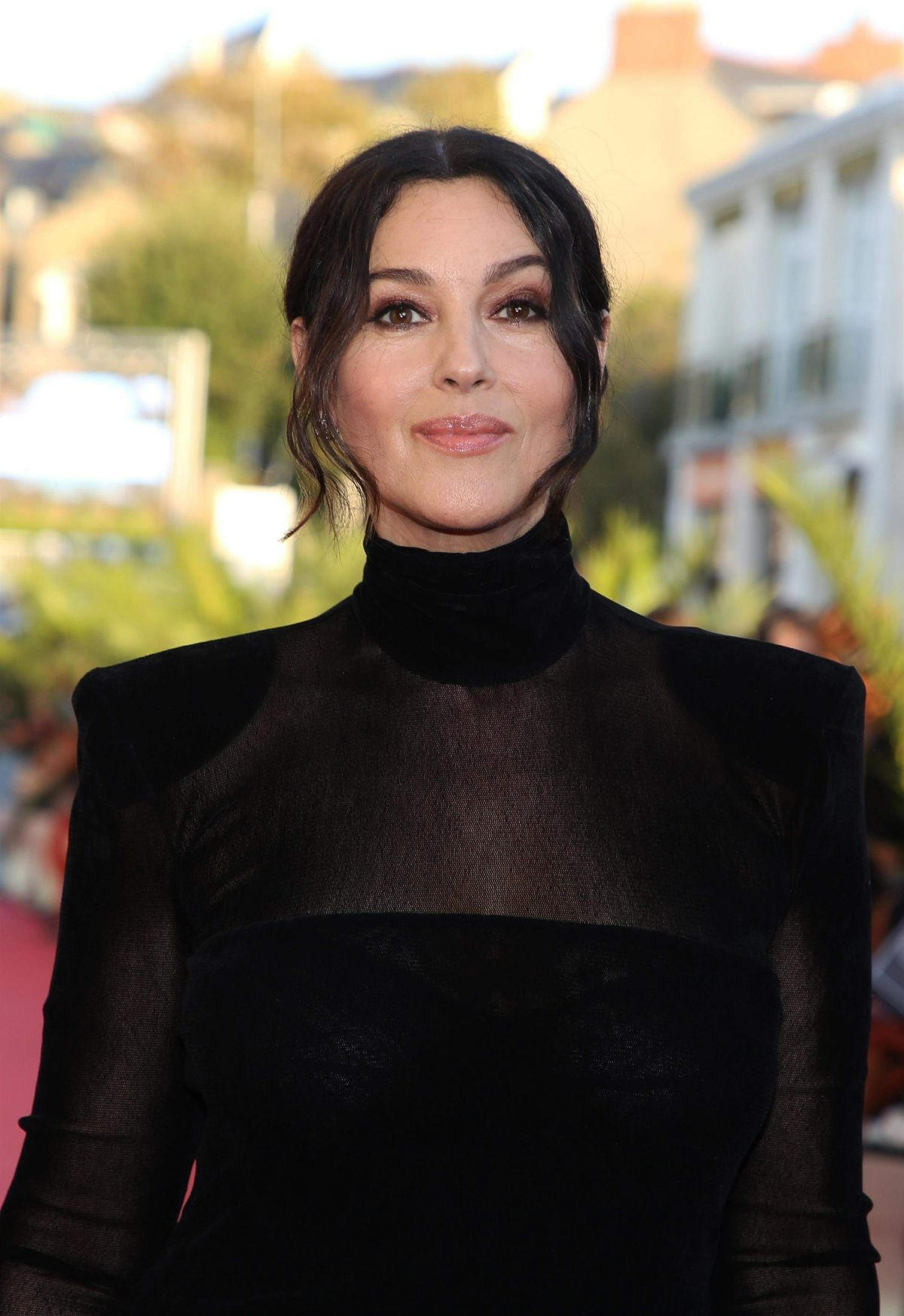 Monica Bellucci At 29th Dinard Film Festival In France 0927