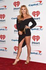 MONTANA TUCKER at Iheartradio Music Festival in Las Vegas 09/21/2018