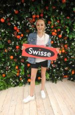 NASTIA LIUKIN at Swisse Wellness Unveils #destinationhappiness in Brooklyn 09/09/2018