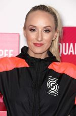 NASTIA LIUKIN at Zumba 2nd Anniversary in New York 09/25/2018