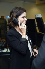 NEVE CAMPBELL at Charity Day Hosted by Cantor Fitzgerald in New York 09/11/2018