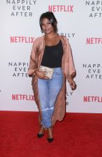 NIA LONG at Nappily Ever After Special Screening in Los Angeles 09/20/2018