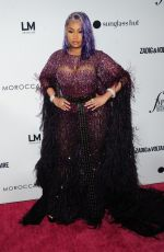 NICKI MINAJ at Daily Front Row Fashion Media Awards in New York 09/06/2018