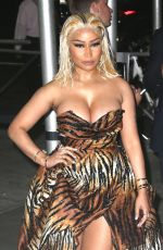 NICKI MINAJ at Harper