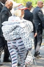 NICKI MINAJ Out at Milan Fashion Week 09/20/2018