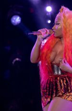 NICKI MINAJ Performs at Made in America Music Festival in Philadelphia 09/03/2018