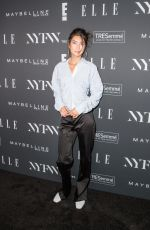 PING HUE at E!, Elle and IMG Party in New York 09/05/2018