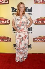 Pregnant ANNIE WESRCHING at Beautiful: The Carole King Musical Return Premiere in Los Angeles 09/13/2018