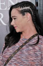 Pregnant DANIELLE HARRIS at Halloween Horror Nights Opening in Los Angeles 09/14/2018