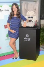 Pregnant TAMMIN SURSOK at Celebrity Baby2Baby Benefit in Los Angeles 09/22/2018