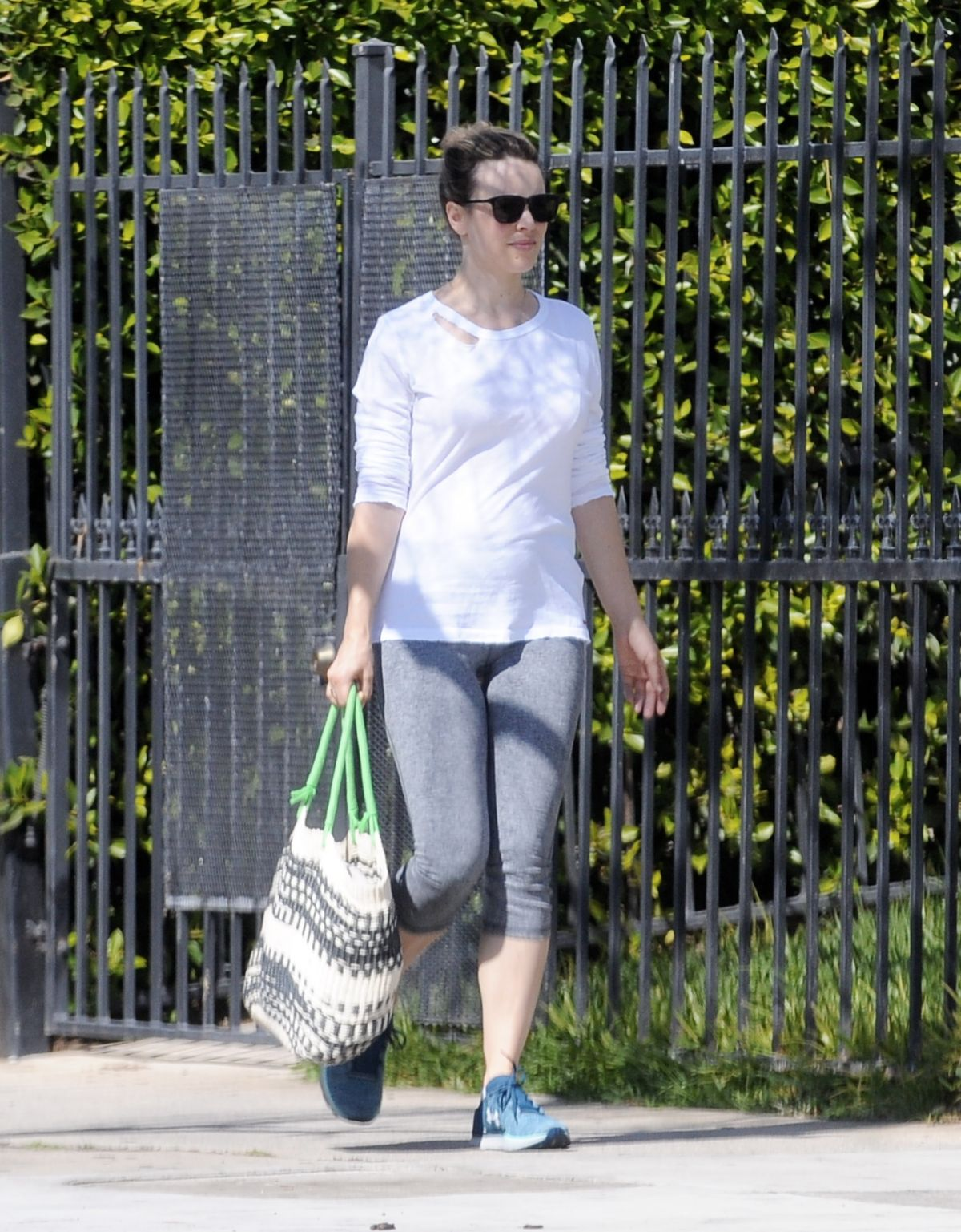 Rachel Mcadams Out And About In Los Angeles 09 2018