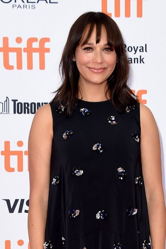 RASHIDA JONES at Quincy Premiere at Toronto International Film Festival 09/09/2018