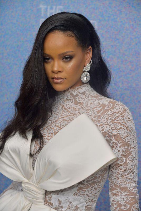 RIHANNA at Rihanna