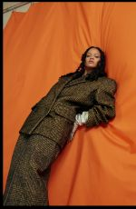 RIHANNA for Allure Magazine, October 2018 Issue