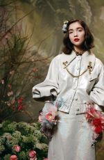 ROWAN BLANCHARD for Rodarte Fall 2018 Ready-to-wear Collection