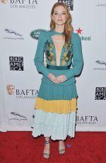 SARAH DREW at Bafta LA + BBC America TV Tea Party in Beverly Hills 09/15/2018