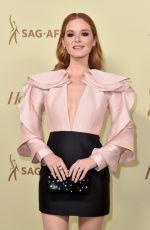 SARAH DREW at Thr & Sag-aftra Celebrate Emmy Award Contenders in Beverly Hills 09/14/2018