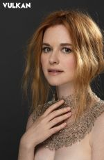 SARAH DREW for Vulkan Magazine, September 2018