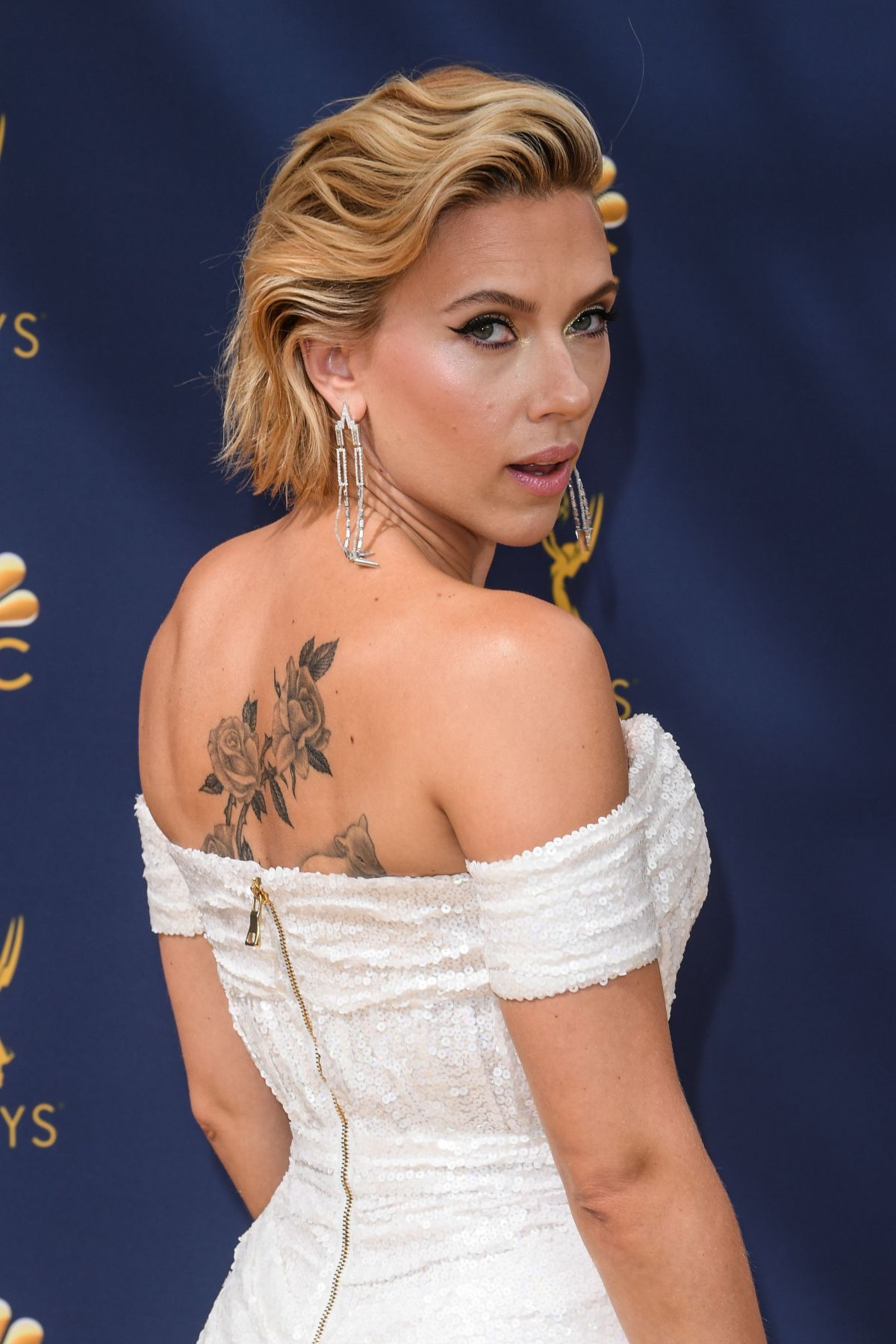 SCARLETT JOHANSSON at Emmy Awards 2018 in Los Angeles 09 ...