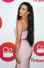 SCHEANA MARIE at Firework App Launch in Los Angeles 09/13/2018