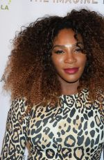 SERENA WILLIAMS at Imagine Ball in Los Angeles 09/23/2018