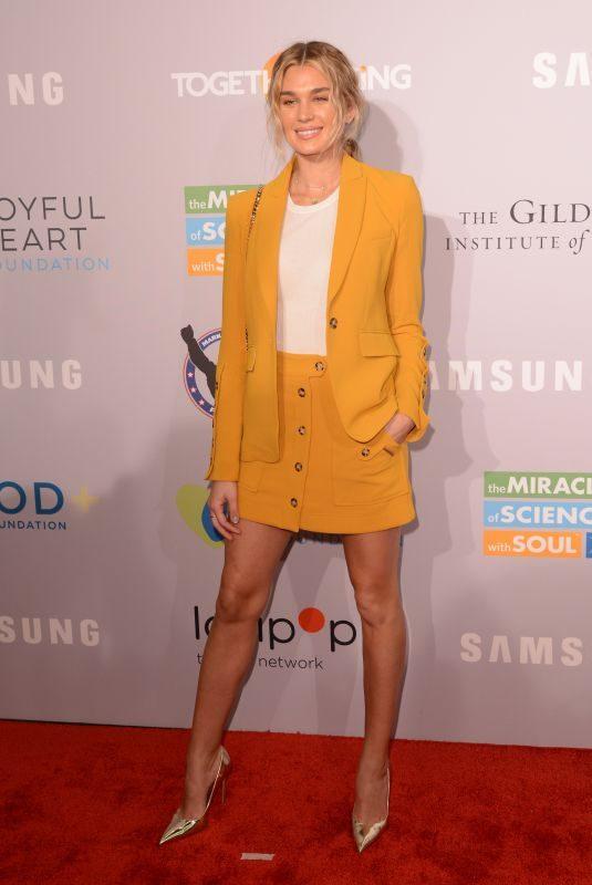 SHAYNA TAYLOR at Samsung Charity Gala in New York 09/27/2018