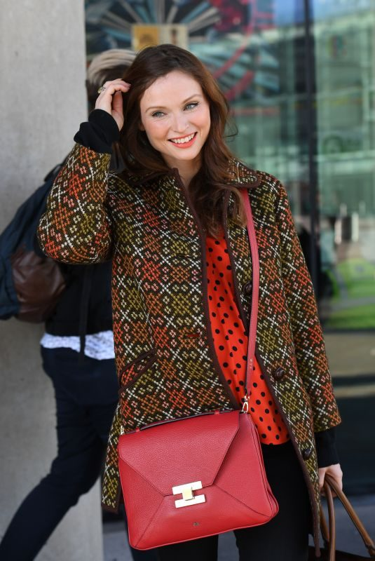 SOPHIE ELLIS-BEXTOR Out in Manchester 09/05/2018