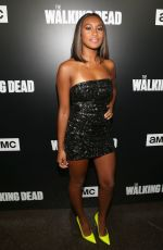SYDNEY PARK at The Walking Dead Premiere Party in Los Angeles 09/27/2018