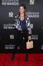 TAYLOR LOUDERMAN at Audience Rewards 10th Anniversary in New York 09/24/2018
