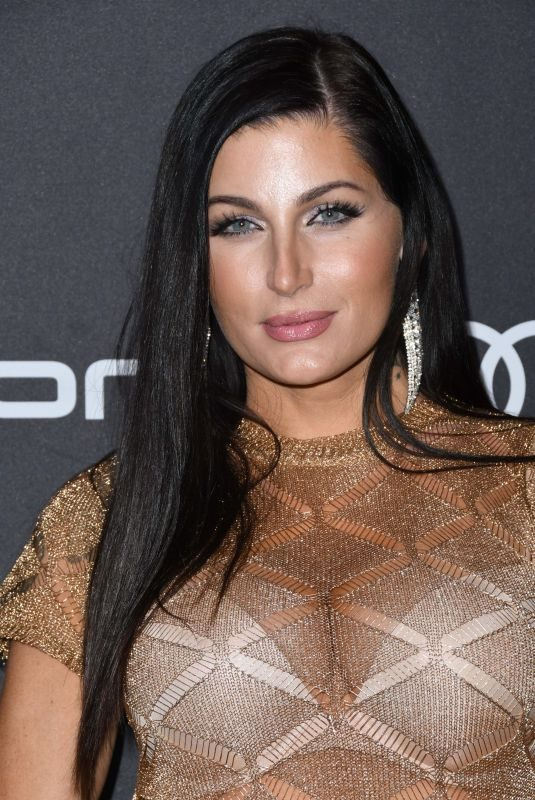 TRACE LYSETTE at Audi Celebrates 70th Emmys in West Hollywood 09/14/2018