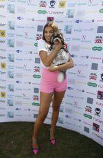ZARA MCDERMOTT at Pup Aid Puppy Farm Awareness Day 2018 in London 09/01/2018