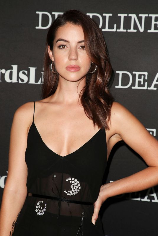 ADELAIDE KANE at Deadline Awards Season Kickoff Party in Los Angeles 10/01/2018