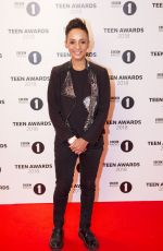 ADELE ROBERTS at BBC Radio 1 Teen Awards in London 10/21/2018