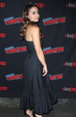 AIMEE CARRERO at She-ra and the Princesses of Power Panel at New York Comic-con 10/04/2018