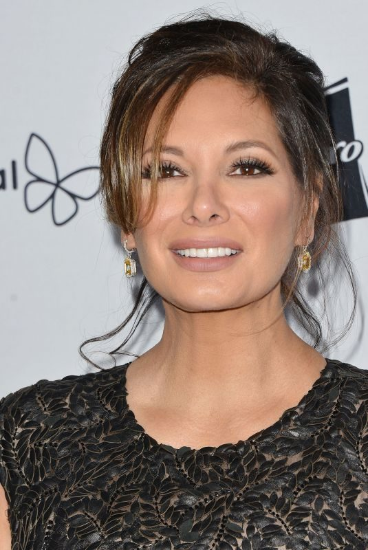 ALEX MENESES at From Paris with Love Gala in Los Angeles 10/20/2018