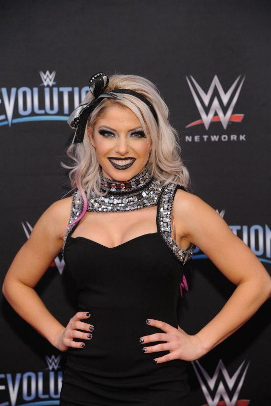 ALEXA BLISS at WWE