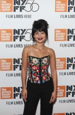 ALEXA DEMIE at Mid90s Premiere at New York Film Festival 10/07/2018
