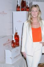 ALEXANDRA RICHARDS at Moet & Chandon and Virgil Abloh New Bottle Collaboration Launch in New York 10/16/2018