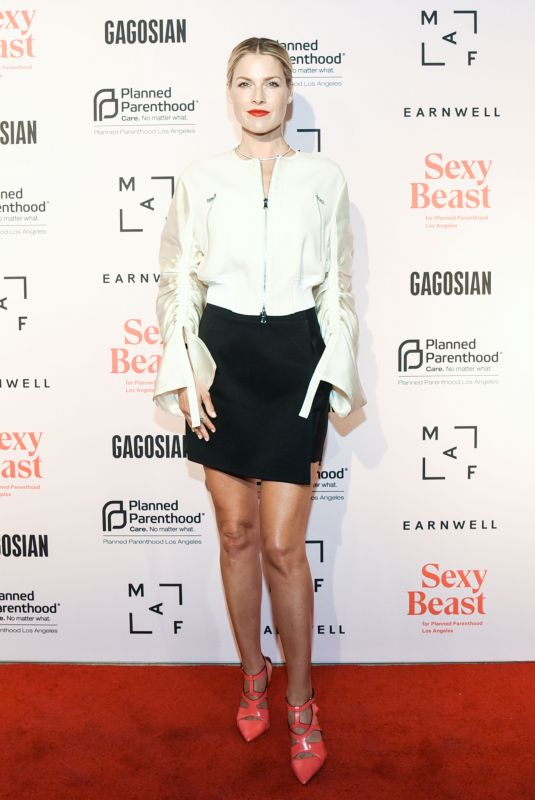 ALI LARTER at Sexy Beast Gala: A Benefit for Planned Parenthood LA in Los Angeles 10/20/2018