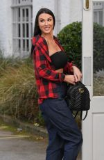 ALICE GOODWIN Leaves Her Home in Birmingham 10/20/2018
