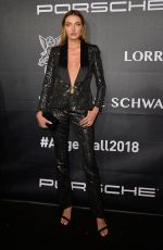 ALINA BAIKOVA at Gabrielle's Angel Foundation Angel Ball 2018 in New York 10/22/2018