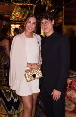 AMBER LE BON at Cartier Dinner Party in London 10/18/2018