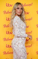 AMBER TURNER at ITV Palooza in London 10/16/2018