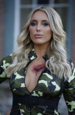 AMBER TURNER at Towie Halloween in Suffolk 10/18/2018