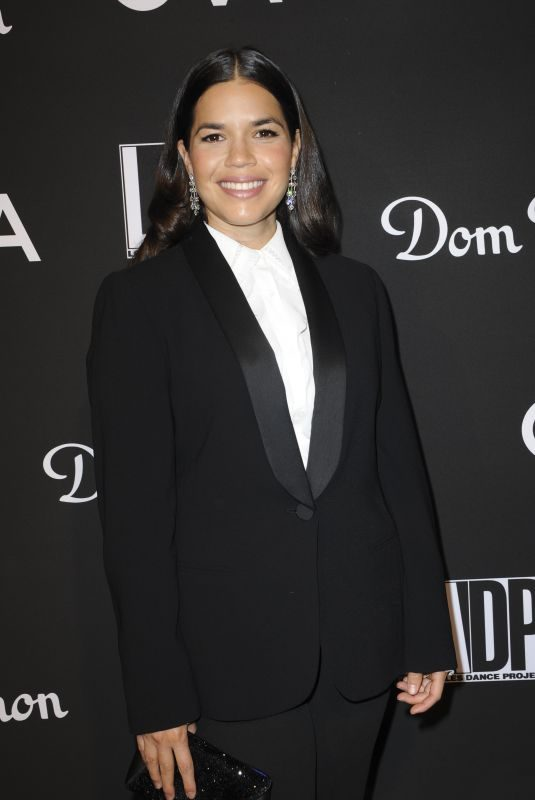 AMERICA FERRERA at L.A. Dance Project Gala 2018 10/20/2018